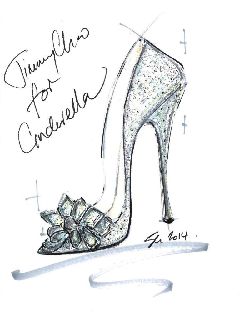 Jimmy Choo - Cinderella Shoe