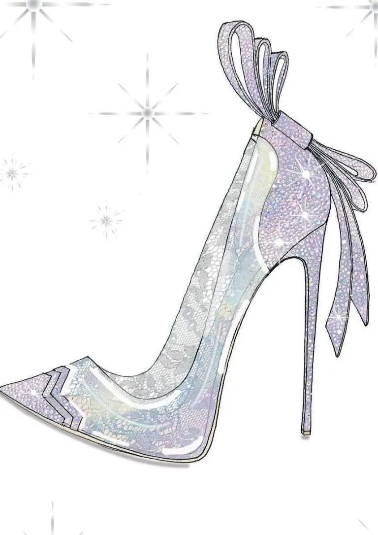 Nicolas Kirkwood - Cinderella Shoe