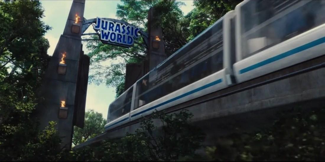 Jurassic World TV Spot