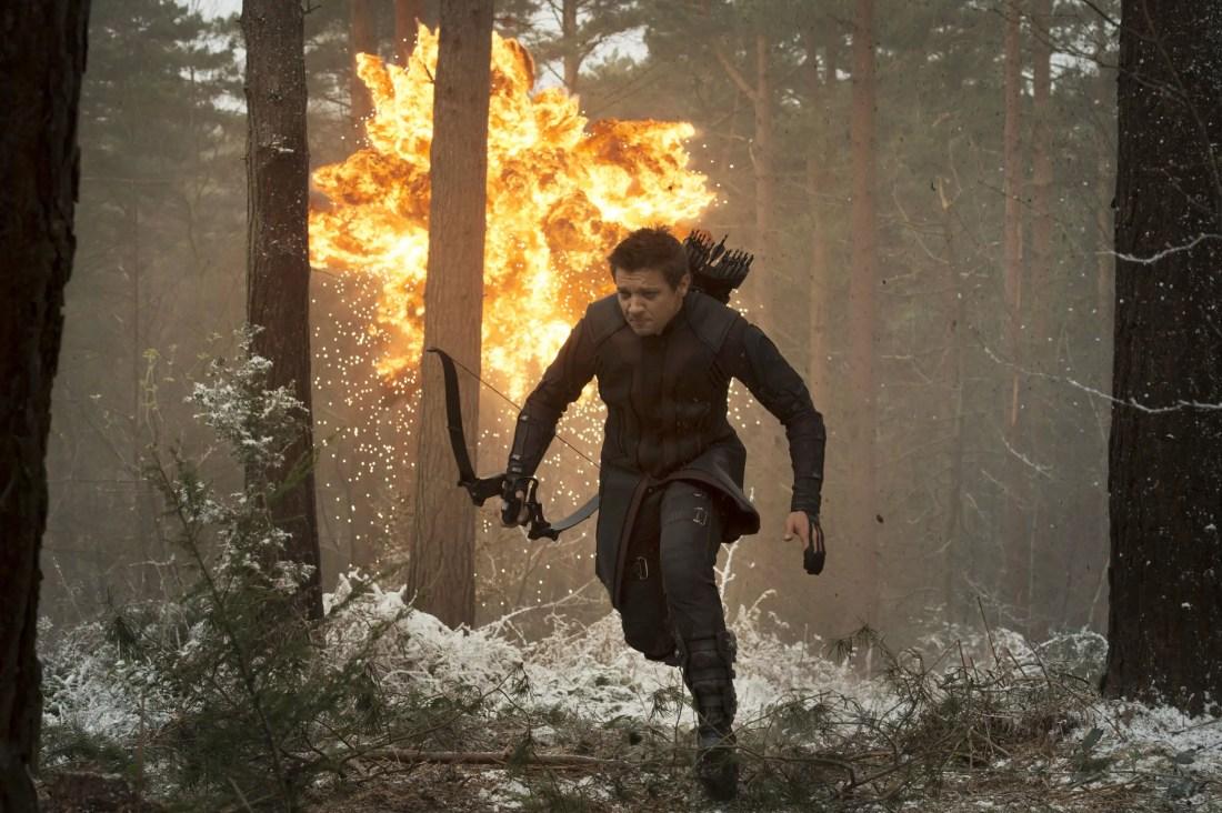 Hawkeye - Avengers: Age of Ultron