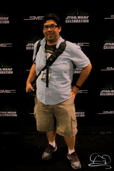 Star Wars Celebration Anaheim 2015 Day Four-66