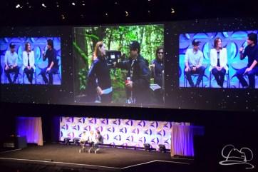 Star Wars The Force Awakens Panel Star Wars Celebration Anaheim-26