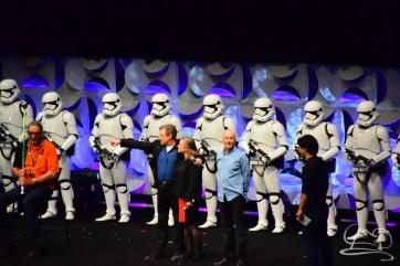 Star Wars The Force Awakens Panel Star Wars Celebration Anaheim-77