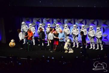 Star Wars The Force Awakens Panel Star Wars Celebration Anaheim-83