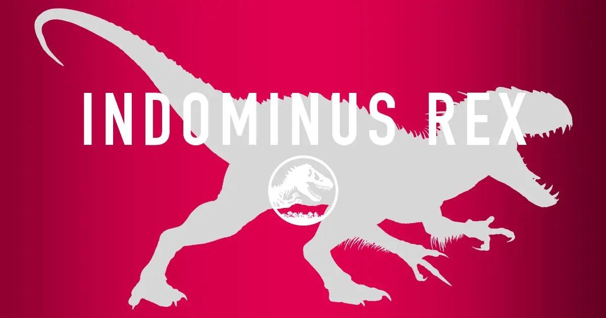 Jurassic World - Indominus Rex