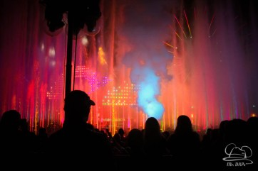 Disneyland 60th Anniversary Celebration World of Color - Celebrate-151