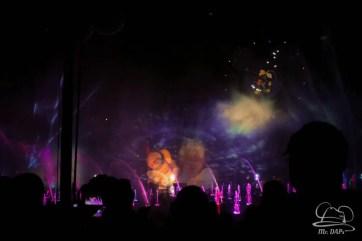 Disneyland 60th Anniversary Celebration World of Color - Celebrate-36