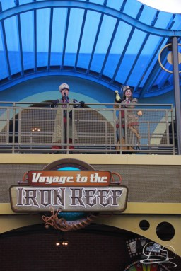 Knotts Iron Reef Grand Opening-22