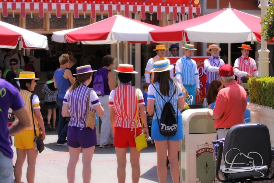 Dapper Dans to Sing Richard Sherman Song for Disneyland's 60th Celebration