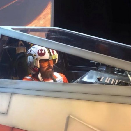 anders peterson - x-wing pilot