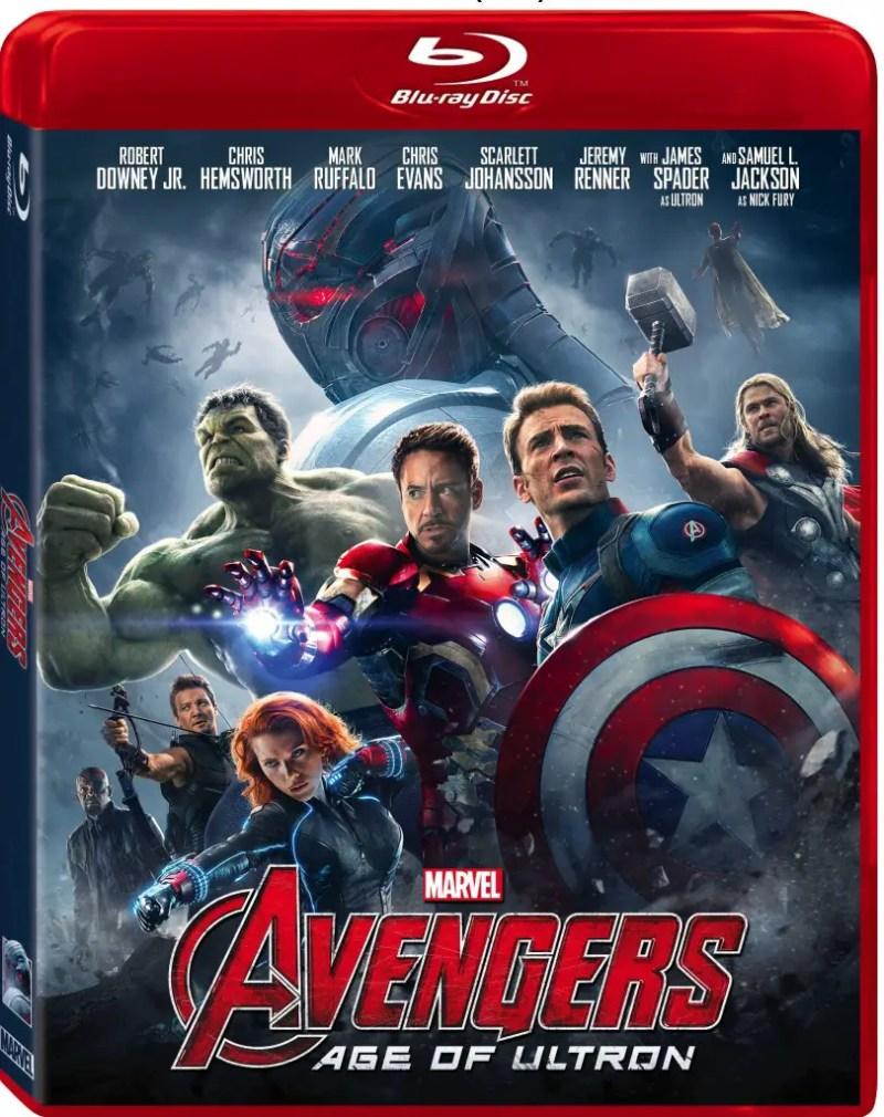 Marvel'sAvengersAgeOfUltronBluray