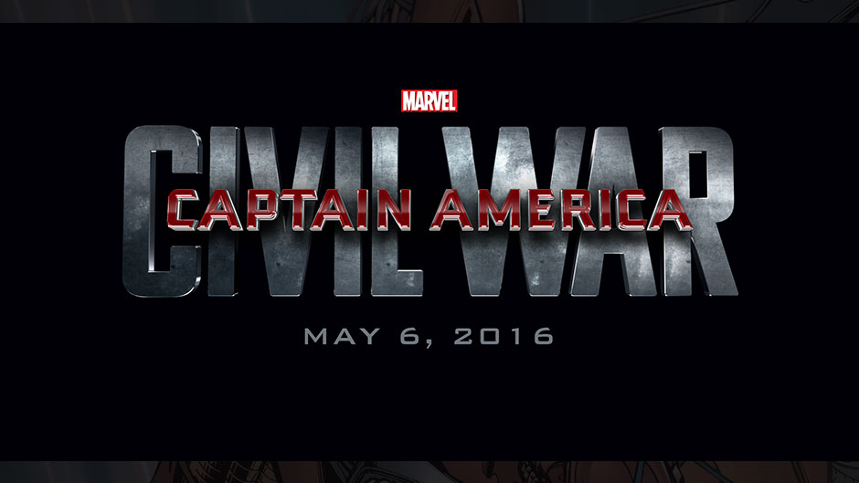Captain America: Civil War - May 6, 2016