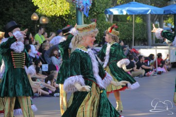 Christmas at Disneyland - November 8, 2015-104