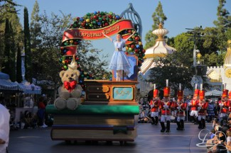 Christmas at Disneyland - November 8, 2015-11