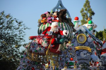 Christmas at Disneyland - November 8, 2015-114