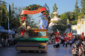 Christmas at Disneyland - November 8, 2015-12