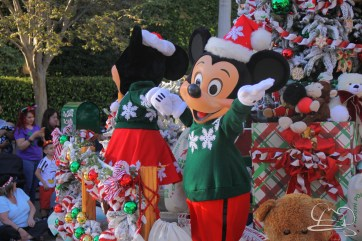 Christmas at Disneyland - November 8, 2015-19