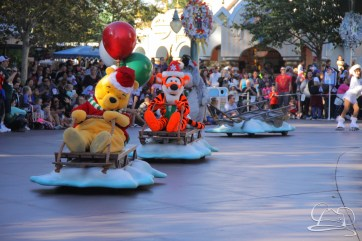 Christmas at Disneyland - November 8, 2015-26