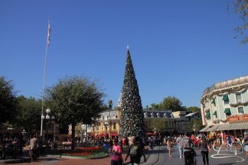 Christmas at Disneyland - November 8, 2015-3