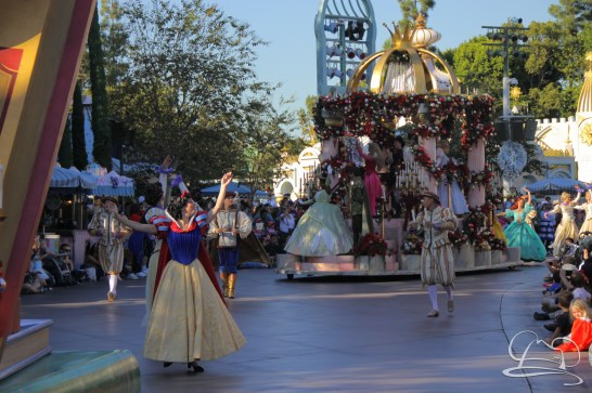 Christmas at Disneyland - November 8, 2015-59