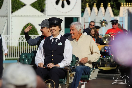Dick Van Dyke's 90th Birthday at Disneyland-11