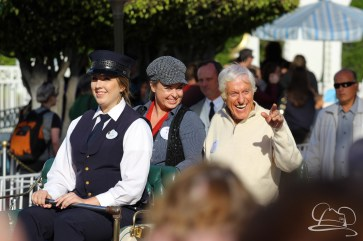 Dick Van Dyke's 90th Birthday at Disneyland-15