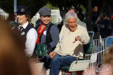 Dick Van Dyke's 90th Birthday at Disneyland-16