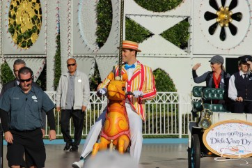 Dick Van Dyke's 90th Birthday at Disneyland-3