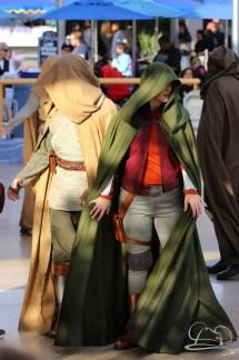 Jedi Training Trials of the Temple Disneyland-3