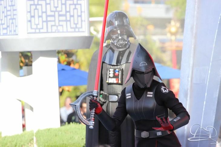 Jedi Training Trials of the Temple Disneyland-40