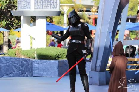 Jedi Training Trials of the Temple Disneyland-67
