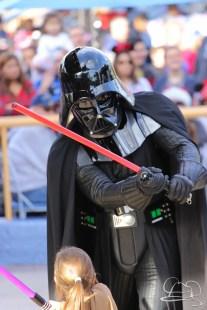 Jedi Training Trials of the Temple Disneyland-74