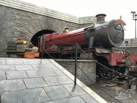 Wizarding World of Harry Potter - Universal Studios Hollywood-32