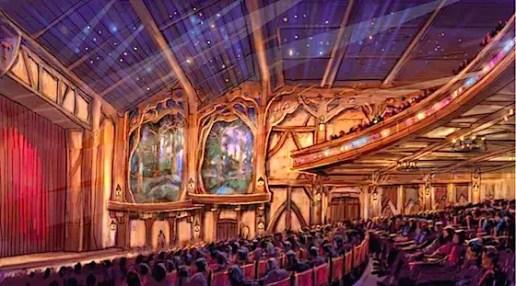 Fantasyland-Theater
