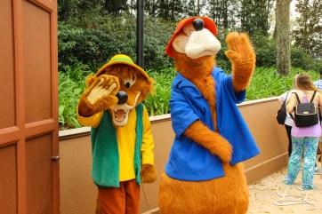Walt Disney World Day 3 - Epcot and Magic Kingdom-37