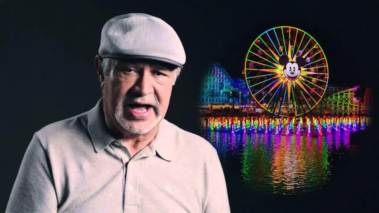 Spanish Voice of Disneyland Resort