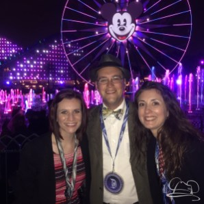 Mr. DAPs Covers Disneyland's Diamond Celebration-9