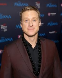 "HOLLYWOOD, CA - NOVEMBER 14: Actor Alan Tudyk attends The World Premiere of Disney's ""MOANA"" at the El Capitan Theatre on Monday, November 14, 2016 in Hollywood, CA. (Photo by Jesse Grant/Getty Images for Disney) *** Local Caption *** Alan Tudyk"