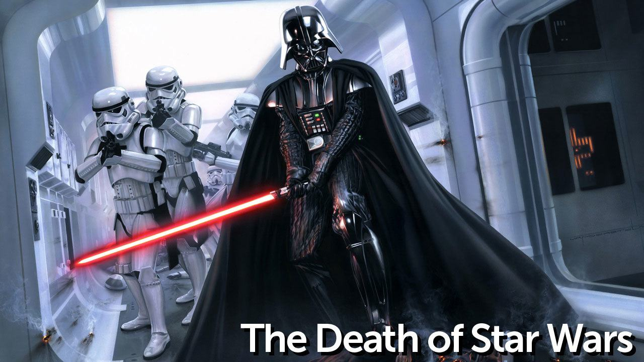 The Death of Star Wars - Geeks Corner - Episode 616