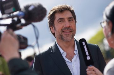 PARIS, FRANCE - MAY 14: Javier Bardem attends the European Premiere to celebrate the release of Disney's Pirates of the Caribbean: Salazar's Revenge at Disneyland Paris on May 14, 2017 in Paris, France. (Photo by Francois Durand/Getty Images for Disney) *** Local Caption *** Javier Bardem