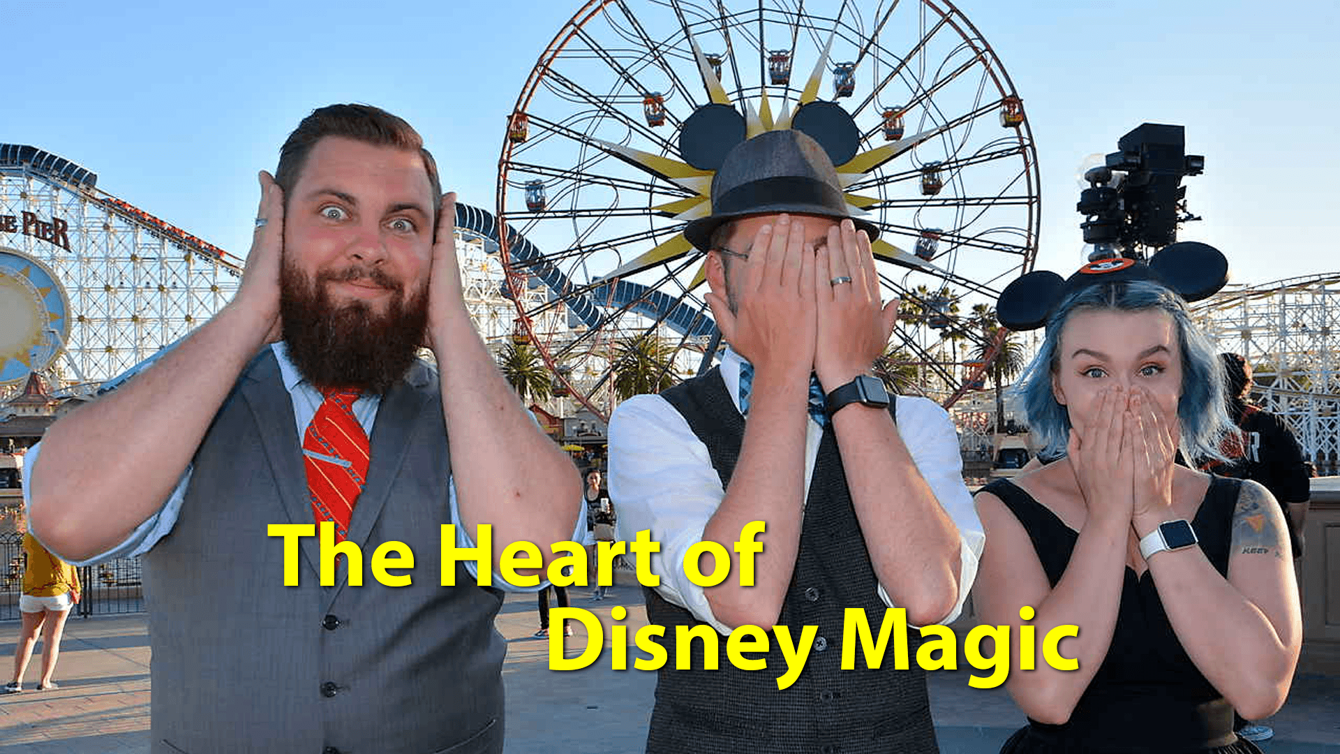 The Heart of Disney Magic - Geeks Corner - Episode 631