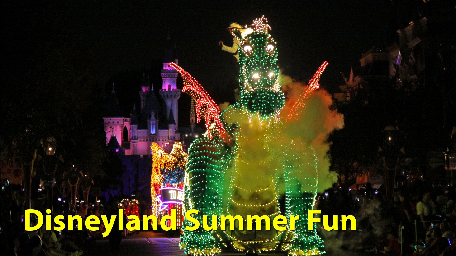 Disneyland Summer Fun - Geeks Corner - Episode 638