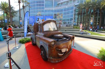 D23 EXPO DAY 1-6