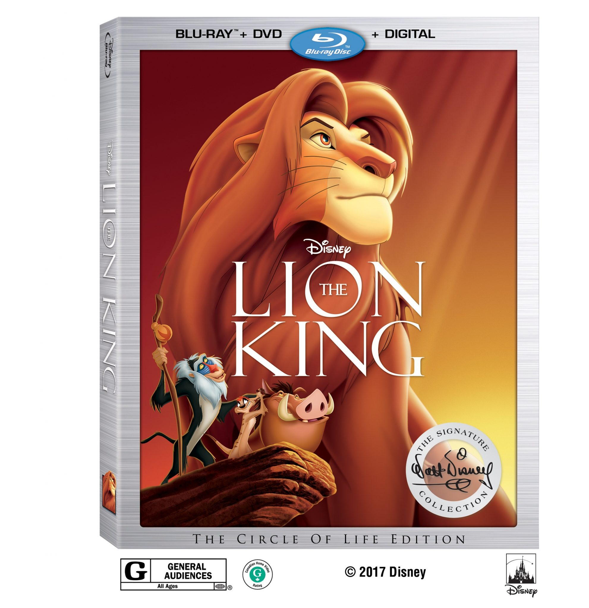 The Lion King - Disney Signature Collection