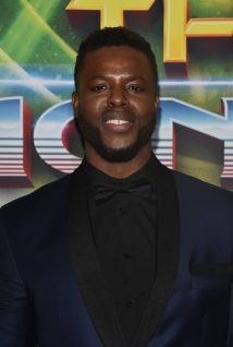 """HOLLYWOOD, CA - OCTOBER 10: Actor Winston Duke at The World Premiere of Marvel Studios' """"Thor: Ragnarok"""" at the El Capitan Theatre on October 10, 2017 in Hollywood, California. (Photo by Alberto E. Rodriguez/Getty Images for Disney) *** Local Caption *** Winston Duke"""