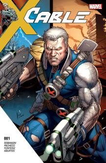 CABLE (2017) #1