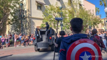 Black Panther Arrives at Disney California Adventure-4