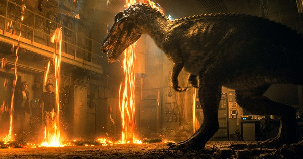 Jurassic World: Fallen Kingdom Super Bowl Trailer