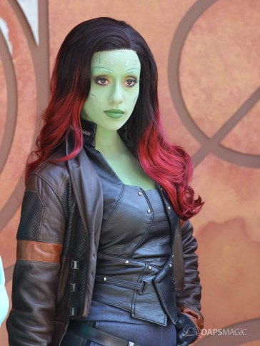 Gamora - Disney California Adventure