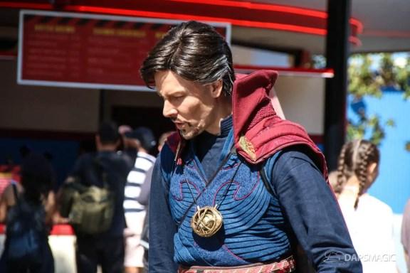Dr. Strange Arrives at Disney California Adventure-1